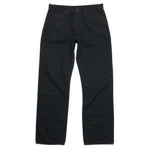 Calvin Klein Easy Fit Straight Relaxed Jeans